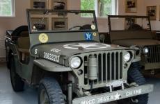 jeep regele Mihai