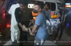 pakistan morti ambulanta