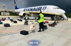 avion deturnat Ryan Air