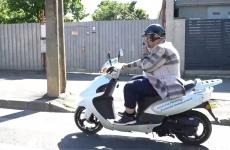 piedone scuter