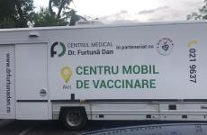 Centrul Medical Dr. Furtună Dan mobil de vaccinare