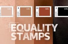timbre anti rasism
