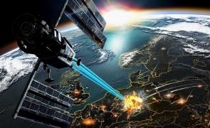 cosmos satelit laser pamant