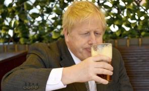 bere Boris Johnson
