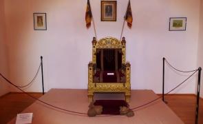 tronul regal