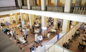 Inquam vaccinare Biblioteca Nationala