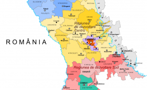 Moldova raioane