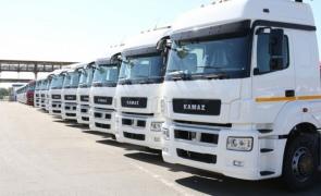 Kamaz camion
