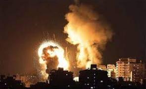 Gaza bombardanment