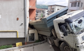 accident, cluj
