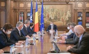 Klaus Iohannis întâlnire guvern