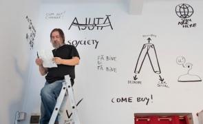 Dan Perjovschi artist