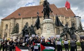 solidaritate cu palestinienii