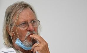 Profesorul Didier Raoult