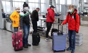 rusi aeroport