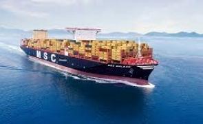 vas containere transport