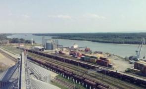 Giurgiuleşti port republica moldova
