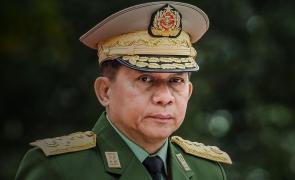 Min Aung Hlaing, liderul juntei militare din Myanmar