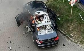 masina arad bomba