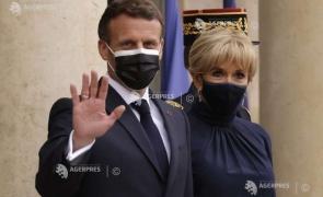 Emmanuel Macron Brigitte