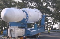 racheta coreea de sud