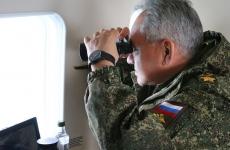 Ministrul Apărării al Rusiei, Serghei Șoigu