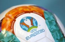 minge fotbal uefa euro 2020