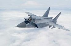 MiG-31 avion rus