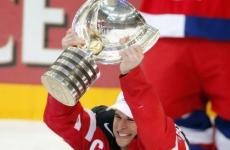 hochei cupa mondiala trofeu