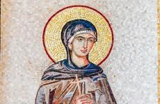 Sfânta Parascheva – ocrotitoare a Moldovei