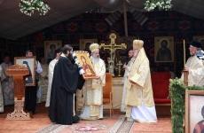 sfintire biserica Cracăul Negru Neamț