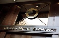 London Metal Exchange bursa de metale de la londra