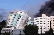 clădirea-turn din Gaza