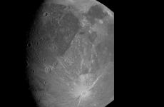 juno ganymede jupiter satelit natural