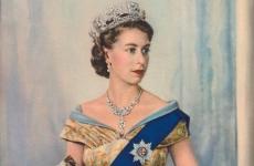 Regina Elisabeta a II-a a Marii Britanii regina Angliei