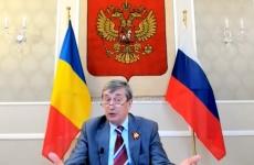 ambasadorul Federației Ruse în România, Valeri Kuzmin