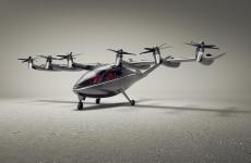 taxi aerian zburator archer aviation