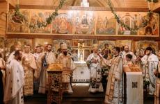 Mitropolitul Andrei biserica Studenților din Cluj