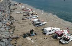 mucilagiu marin Marea Marmara Turcia