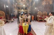 parastas  Mihai Eminescu Catedrala Patriarhala