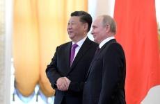 Vladimir Putin și Xi Jinping