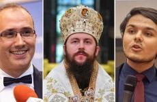 George Grigoriu, Grigorie Pijin, Preasfințitul Părinte Damaschin Dorneanul