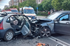 accident rutier cluj