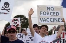 texas anti vaccin