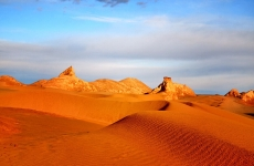 Dasht-e Lut desert