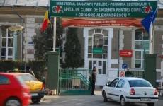 spitalul de copii grigore alexandrescu