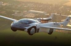 masina zburatoare AirCar