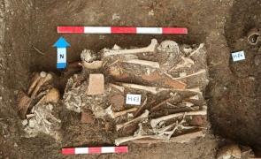 arheolog oase cimitir
