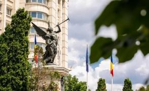 Ziua Eroilor morţi de război statuie monumentul eroilor pompieri
