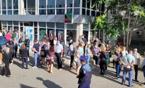 focsani protest